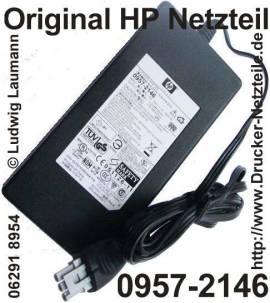 0957-2146 Original Netzteil Hewlett Packard AC Power Adapter - Bild vergrößern
