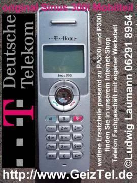 T-Com Mobilteil Sinus 300i - Bild vergrößern