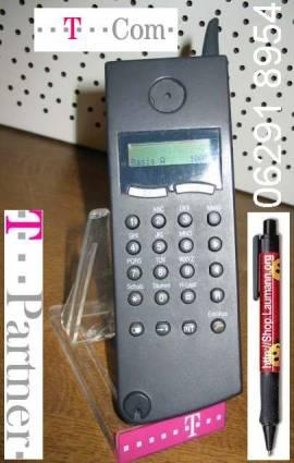 T-Plus 1 Telekom Handgerät Neu - weiß oder schwarz lieferbar - Bild vergrößern
