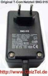 SNG 015 original T-Com Telekom Netzteil gebraucht
