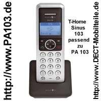 T-Home Mobilteil Sinus 103 Erweiterungsset