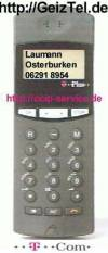 T-Plus 2 Austauschgerät Telekom Handgerät