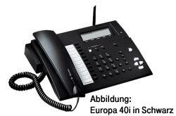 Europa 40i gebrauchtes ISDN Telefon